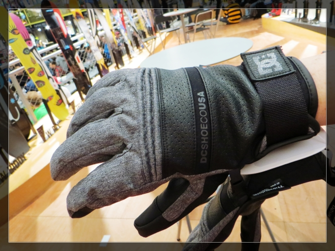 Simon - dc gloves